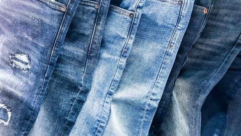 Как растянуть и смягчить джинсовую ткань?
