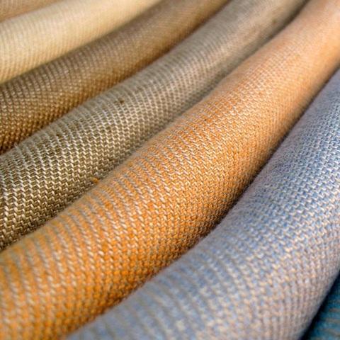 Как определить льняную ткань