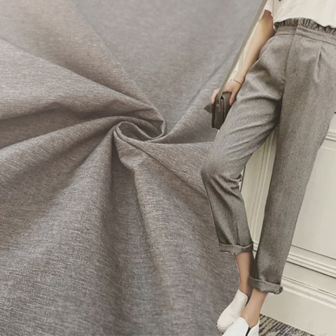 Какую ткань выбрать для брюк