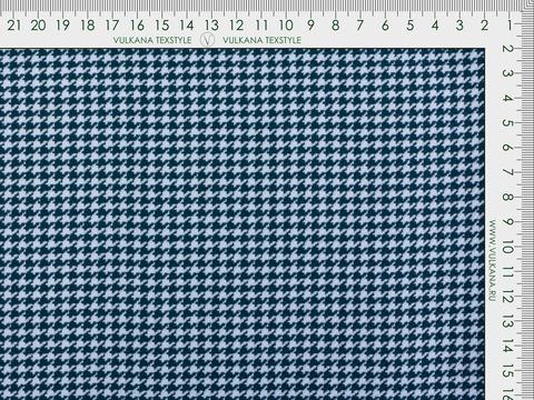 Ткань CHANEL CHK LYC-D01 C002(dark green-white)