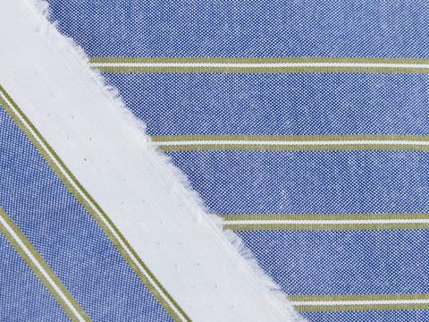 Ткань ZARANO DENIM STRIPE-1