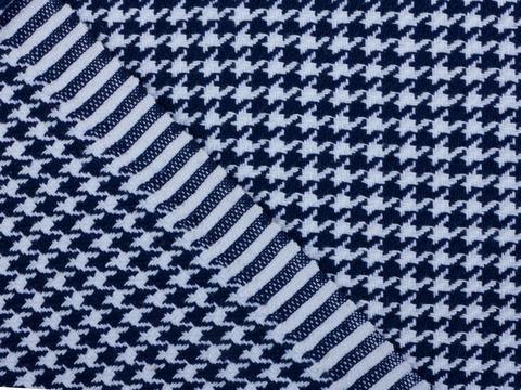 Ткань CHANEL CHK LYC-D01 C004(navy-white)