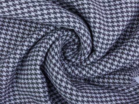 Ткань CHANEL CHK LYC-D01 C005(medium grey-white)