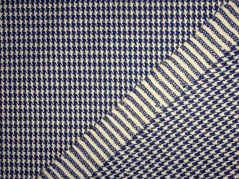Ткань COOKS--D2-2 blue