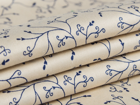 Ткань Butter print-972-1