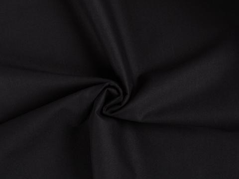 Ткань FIRSTLADY PLAIN LYC-C002(black)
