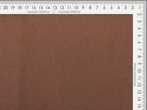 Ткань CANVAS COT PLN-C004(tobacco)