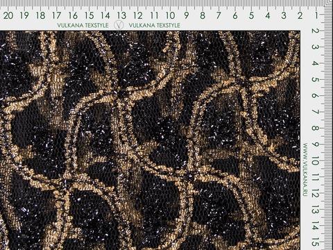 Ткань GOLD NET-101-2