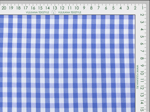 Ткань UNICHECK LYC-D03 C001(blue)