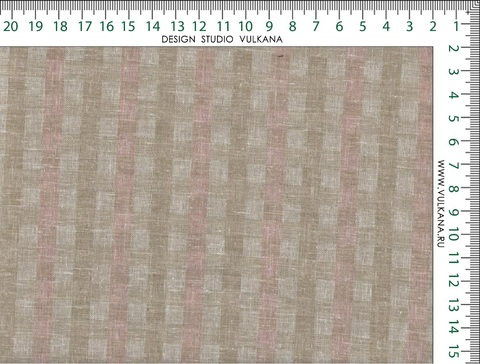 Ткань LINEN MOSS-2