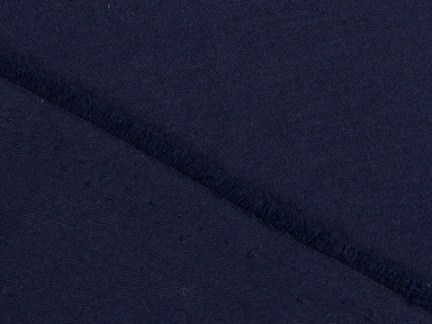 Ткань FIRSTLADY PLAIN LYC-C003(navy)