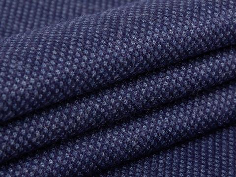 Ткань POPCORN SUIT DOB-C001(blue)