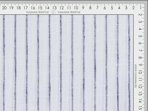 Ткань LINEN STRIPE-1