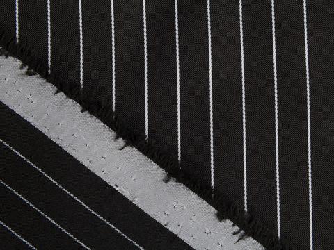 Ткань LOTUS STP-D01 C002(black-white)