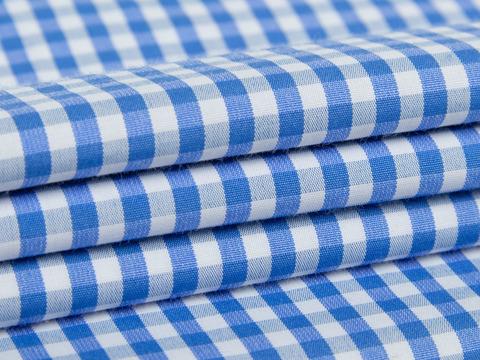 Ткань ZARANO UNI CHK-D02 C001(blue)