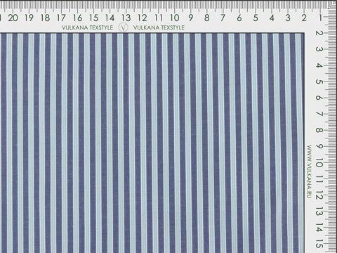 Ткань ZARANO CLASS STP-D03 C001(navy-teal)