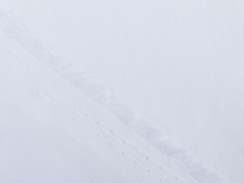 Ткань BRILLIANT PLAIN LYC-C001(white)