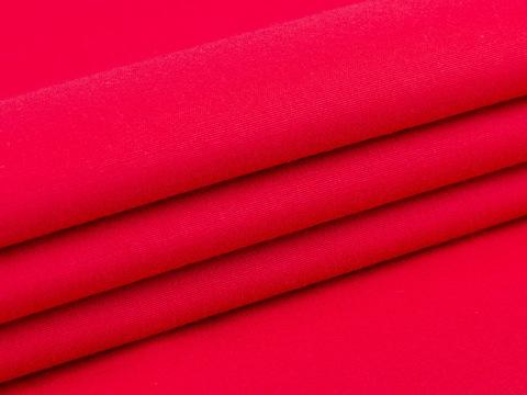 Ткань BRILLIANT PLAIN LYC-C005(red)
