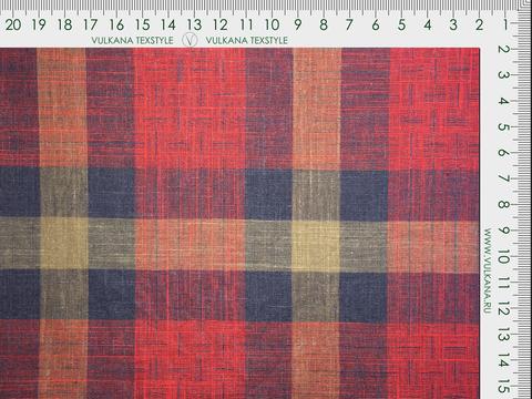 Ткань Cot-1034-1 red